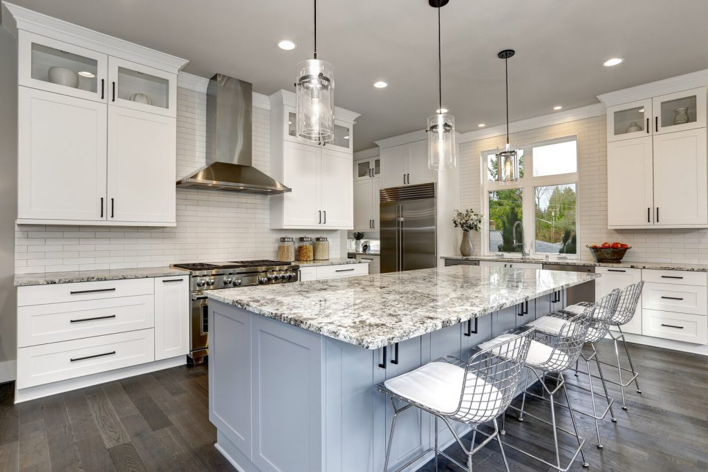 Color and Decor kitchen